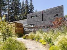 House 6 modern custom home in California by Cheng Design
