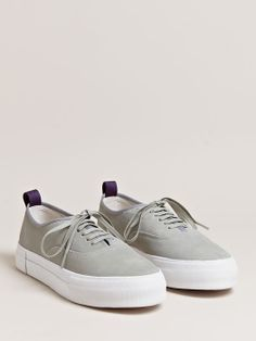 Eytys unisex Suede Mother Sneakers Black or gray...