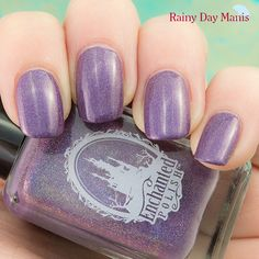 Enchanted Polish: Mercy