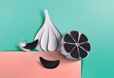"""Known for his incredible work in cut paper illustrations, the artist Eiko Ojala his latest series entitled """"The good product"""". These illustrations d 3d Paper Art, Cardboard Art, Paper Crafts, Collages, Eiko Ojala, Cut Paper Illustration, 3d Artwork, Detail Art, Illustrations"""