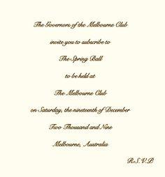 Richard minja richardminja on pinterest invitation for charity event sample wedding invitation sample stopboris Images