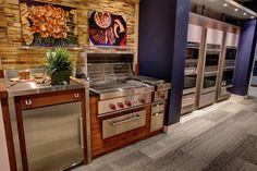 Wolf Grill and Outdoor appliances