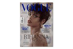 #Rihanna #Vogue Brazils 39th anniversary issue