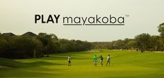 Is there any better feeling than sinking your last putt of the day @mayakobagolfcourse El Camaleón? #PLAYmayakoba
