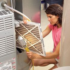 Here are 8 things to check before you call a pro to repair your furnace, plus some tips for warming up a cool room this winter.
