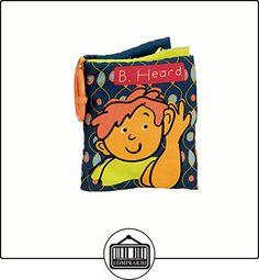 B.Toys BX1172Z - B.Heard pequeños folletos Soft  ✿ Regalos para recién nacidos - Bebes ✿ ▬► Ver oferta: http://comprar.io/goto/B00V9YYJKS