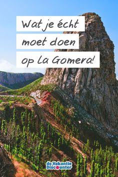 Zeg je Tenerife, Gran Canaria, Lanzarote of Fuerteventura, dan heb je al snel een beeld. Maar een beeld van La Gomera hebben veel mensen niet. Het Canarische eiland is een underdog. Niet dat er niets te beleven valt, integendeel. Voor wandelaars, rustzoekers en natuurliefhebbers is het een waar walhalla.