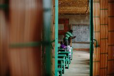 Gallery of Community Primary School for Girls / Orkidstudio - 12