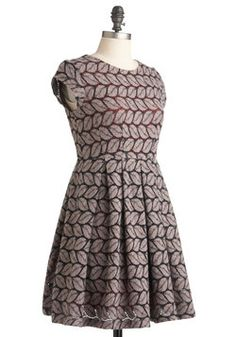 Jump In Dress, #ModCloth
