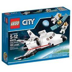 LEGO® City Space Port Utility Shuttle 6007 : Target
