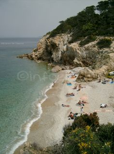 Spiaggia della Sorgente.