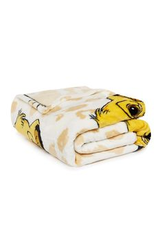 Primark - The Lion King Supersoft Throw