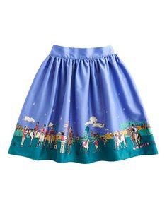 123680 Girls Skirt