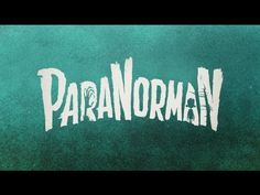 I cannot wait to see this...  ParaNorman | Making Norman