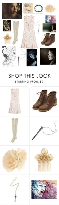 """""""victorea"""" by nickeyg ❤ liked on Polyvore featuring See by Chloé, Aéropostale, Accessorize, Miriam Haskell and Alcozer & J"""
