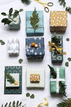 MY ATTIC / kerstcadeautjes / christmas / presents / gifts / wrapping Photography: Marij Hessel www.entermyattic.com