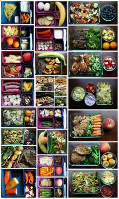 Making Paleo lunches for kids and adults