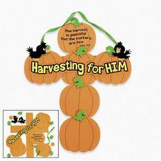 Christian Halloween crafts