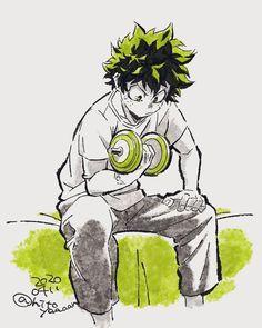 Midoriya Izuku - Boku no Hero Academia - Image - Zerochan Anime Image Board Boku Academia, My Hero Academia Memes, Hero Academia Characters, My Hero Academia Manga, Buko No Hero Academia, Anime Characters, Manga Anime, Anime Art, Manga Art