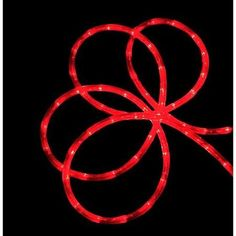 18 Red IndoorOutdoor Christmas Rope Lights >>> Visit the image link more details. (This is an affiliate link) #ChristmasRopeLights