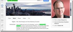 Tips to take advantage of google+ for seo