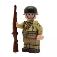 Custom Waffen Set Camo Camouflage MG Gewehr für LEGO® Figur Polizei Soldat SWAT