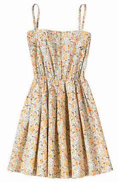 I love sundresses!!