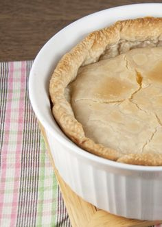 Pot Pies on Pinterest | Pot pies, Chicken pot pies and Turkey pot pies ...