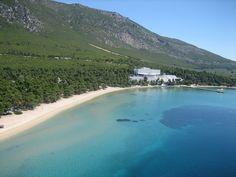 Agios Georgios, North Evoia Travel Around The World, Around The Worlds, Athens Greece, Greece Travel, Greek Islands, Crete, My Happy Place, Tourism, Paradise