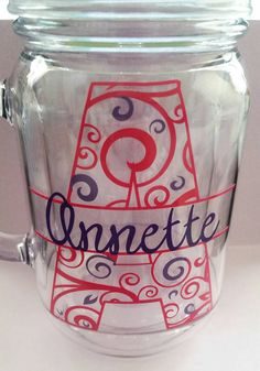 Personalized Acrylic Tumbler, Monogrammed cup, custom design, travel tumbler with lid and straw, vinyl decal, novelty, sport, wedding, favor   #etsy #handmadegifts #vineandwhimsy #giftguide2016 #etsygifts #shopsmall #blackfriday2016 #etsychaching #giftsgalore2016 #smallbizsat #epiconetsy