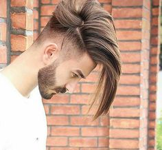 Men's Toupee Human Hair Hairpieces for Men inch Thin Skin Hair Replacement System Monofilament Net Base ( Trendy Mens Hairstyles, Hairstyles Haircuts, Haircuts For Men, Updos Hairstyle, Brunette Hairstyles, Fancy Hairstyles, Straight Hairstyles, Wave Hairstyles, Pompadour Hairstyle