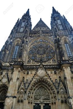 http://www.123rf.com/photo_35530683_facade-of-st-vitus-cathedral-prague-czech-republic.html