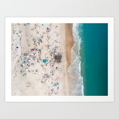 Holding onto Summer with Society6 - Design Milk