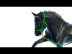 How to make a Doll Horse Halter and Lead Rope