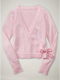 Ballet wrap cardigan- try this in the pink 100% merino for this lovely ballet cardi.