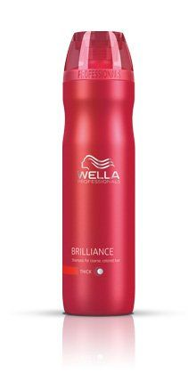 Wella Brilliance Shampoo for Fine to Normal Colored Hair 338oz ** You can find more details by visiting the image link. #DailyShampoo