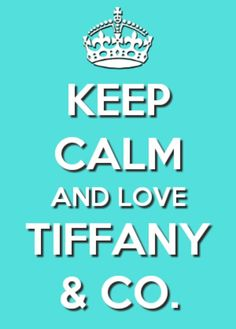 hooooooooooooooooooo Yes!!! i can!!!    WANT THIS AS A POSTER TO FRAME!!!!!!!!! #tiffany silver tiffany bracelets