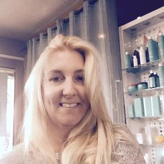 Selina Pearce Stockley   7 hrs · Edited  ·        .  Another fab hair day — at The Chameleon Hair Lounge & Boutique.