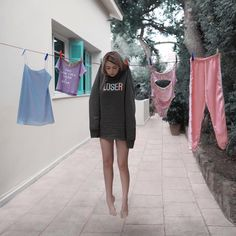 Too awesome, must pin it. Girl Photography, Creative Photography, Beautiful Dark Art, Joy Division, Fashion Marketing, Tumblr Girls, Aesthetic Photo, Cute Girls, Dresses For Work