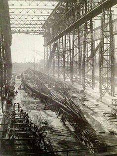 Building Titanic