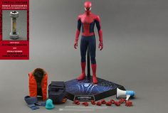Open PO: Hot Toys: The Amazing Spider-Man 2 - Spider-Man Price (SGD): 247, DP: 75 Deadline: 5 Juli