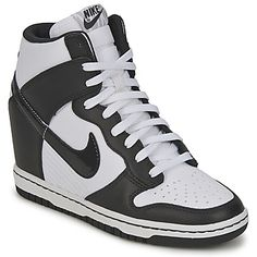 SUMMER SALE 15% Nike Dunk Sky Hi wedge trainers CLICK TO BUY with free delivery @spartoouk ! #nike #sale #outlet #lowestprice #wedgetrainers #shoes #hitops #designer