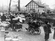 Top 10 Most Horrific Genocides In History - The forced displacement of some 14 million ethnic Germans and allied Slavs from Soviet Russia, from occupied areas of Eastern and Central Europe in the aftermath of World War II, has to go down as something pretty close to genocide, especially when one considers that between half a million and two million of them didn't survive the journey.