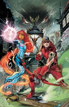 Review: Red Hood and the Outlaws 15