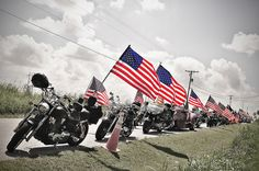 The Patriot Guard Riders