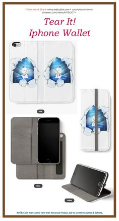 Shop Tear It! ~ Snowbaby Line iPhone designed by We~Ivy. Presents For Friends, Line S, My Themes, Good Cause, Laptop Skin, Iphone Wallet, Ipod Touch, Ipad Case, Tech Accessories