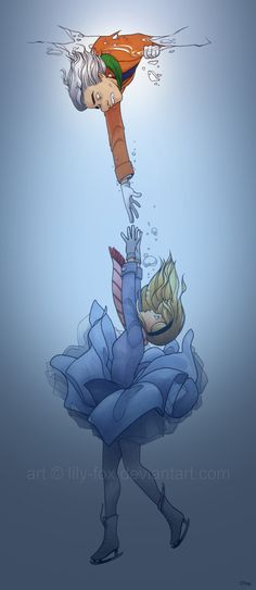 Hatter25: water by ~lily-fox on deviantART