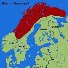Sameland/Lappland
