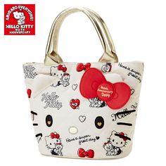 Hello Kitty 40th Anniversary 40th Hug Handbag SANRIO JAPAN