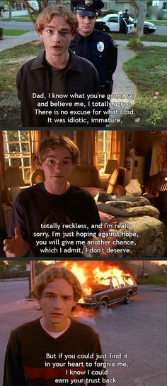 Francis was always my favorite on Malcolm in the Middle.